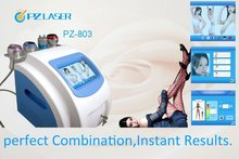 Hot in United States! 5 in 1 multifunctional cavitation& vacuum&ultrasound&RF device