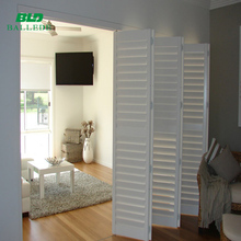 Hot sale european aluminum folding louvered shutters exterior for sunshade