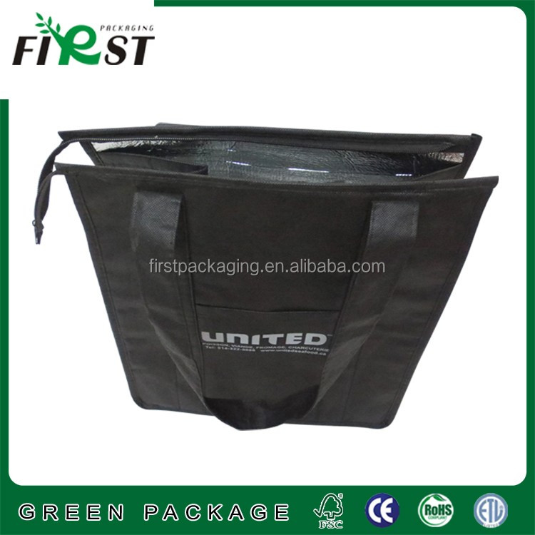 Thermal insulation bag, insulated bag for frozen food,easy to carry ice bag