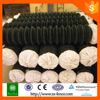 Plastic chain link fencing, used chain link fence weight