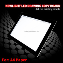 original adjustable A4 drawing projector led tablet copy tracing board for kids