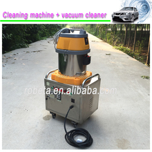 risk-free commercial portable steam carpet washing cleaning machine