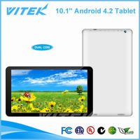Alibaba wholesale 10.1 inch RK3026 Android 4.4 super smart Tablet PC