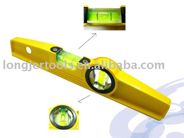 Aluminium Ruler Level / Spirit Level / Bubble Level Ruler