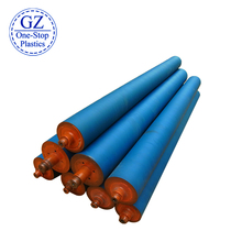 High Performance Custom Size And 100% Virgin Material Rice Mill Plastic Rubber Roller