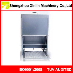 Custom Automatic Galvanized Treadle Feeder For Chicken