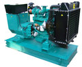25kva diesel generator single phase with famous alternator in guangzhou