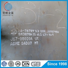 ASTM A387 Grade 11 Class 2 Chrome Moly Steel from ShangHai JuQing