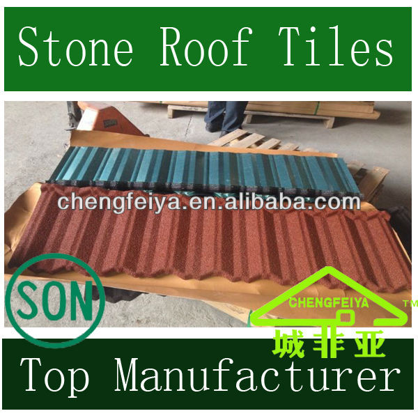 Color Stone Chip Coated Metal Roofing Flashing