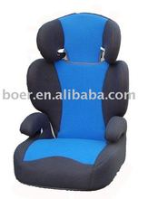 Booster car seat with ECE