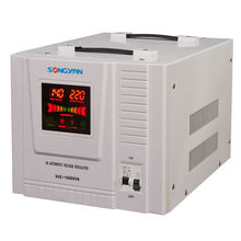 Voltage Stabilizer 3Kw, estabilizador de tension stavol, servo motor voltage stabilizer 1000w