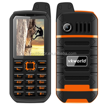 newest mobile phone Waterproof Shockproof Dustproof Qwery mobile phone for old people VKworld Stone V3 Plus Quadruple Phone