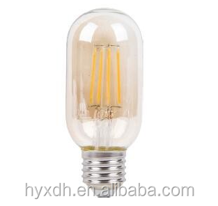 ST45 E27 lamp led bulb filament 4W