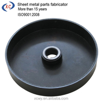Custom Fabrication Services Metal Base Plate