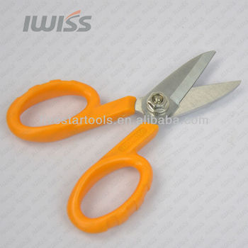 fiber optic Kevlar Scissors