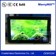 LCD Computer Ethernet Touch Screen 22/32/42/46/55 inch Black White Colour Desktop Monitor
