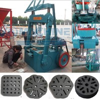 supply honeycomb coal briquette molding machine