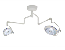 Micare E500/500 Ceiling Type Integral Reflection Two Domes LED Operation Theatre Light