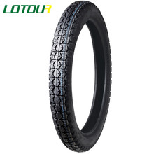 LOTOUR 2.50-17 motorcycle tire product in factory M1034