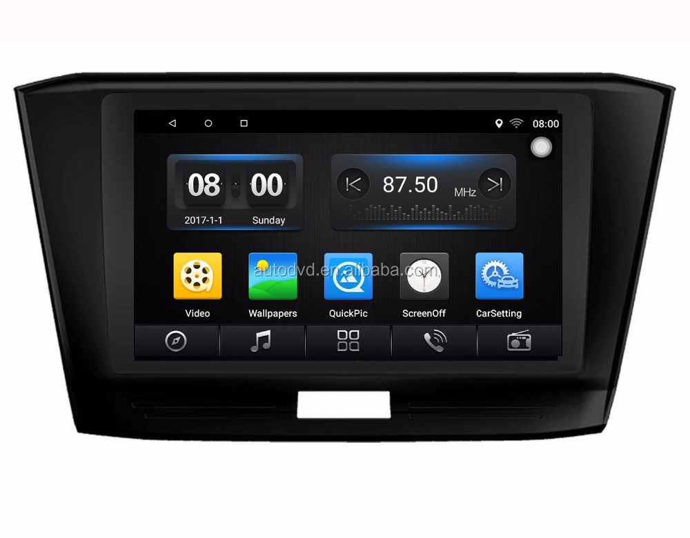 For VW For Passat 2016 Car Android GPS Navigation Radio Audio Video Multimedia System