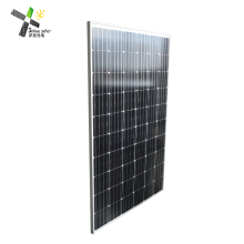 2018 Newest mono 280w pv module all black photovoltaic solar panel