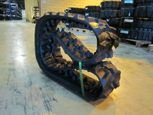 JS 190T rubber track ,rubber belt .Compact Loaders,