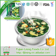 "2016 INSTANT SOUP DRY SOUP ""SPINACH & EGG SOUP"""