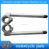 CNC Aluminum alloy Adjustable Clip on Handlebar For Motorcycle