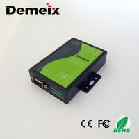 Industrial TCP/IP Serial RS232 RS485 to Ethernet RJ45 Converter Device Server Module