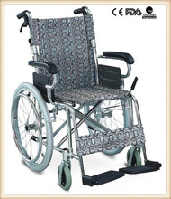 new Folding Lightweight Portable Travel Wheelchair For Disabled Elderly People with travel carry