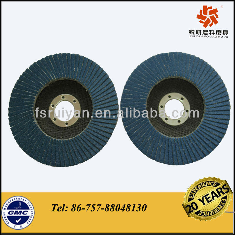 VSM Abrasive Cloth Super Flap Disc