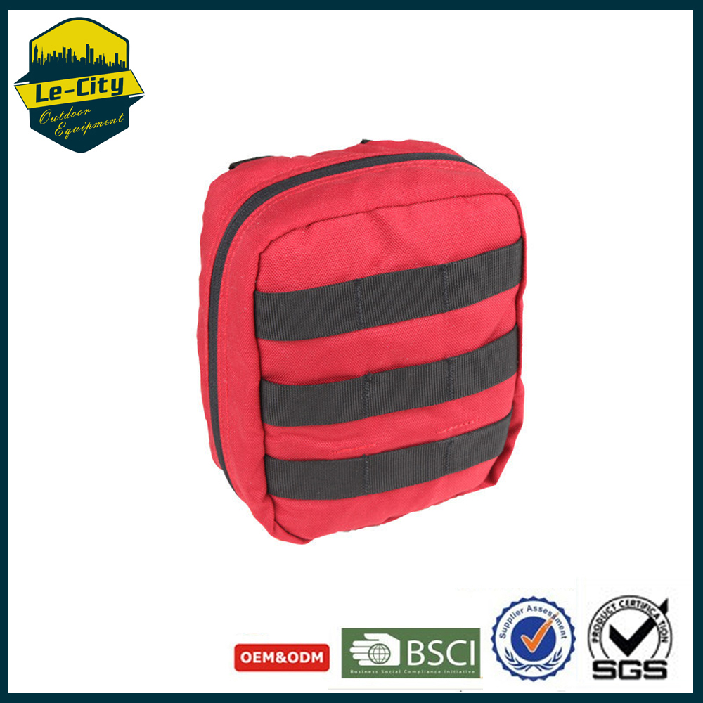 Top Selling Tactical Pouch First Aid Bag Empty Military Medical Bag
