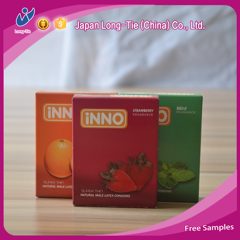 stock coloring own condoms brand in loose pack