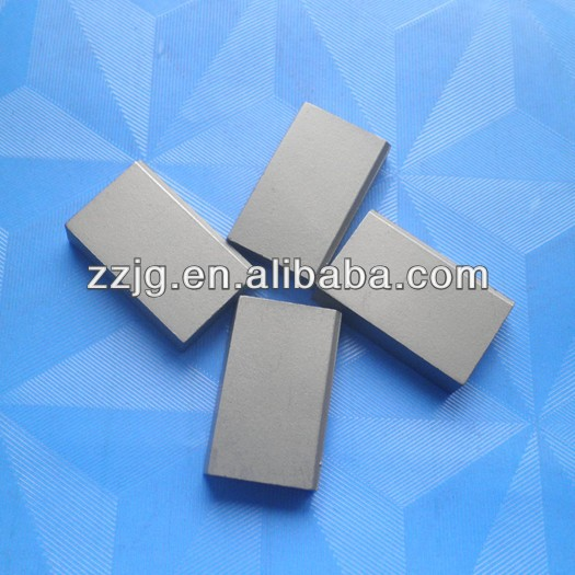 <strong>Tungsten</strong> <strong>Carbide</strong> <strong>Plates</strong> YG20 48*18*3mm