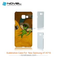 2017 New 3D Sublimation Blank Case for Samsung Galaxy A7 2016