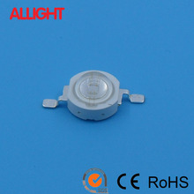 1W 140degree UV LED lamp for coating ink glue 385-405nm For Replacement of traditional Mercury lamp