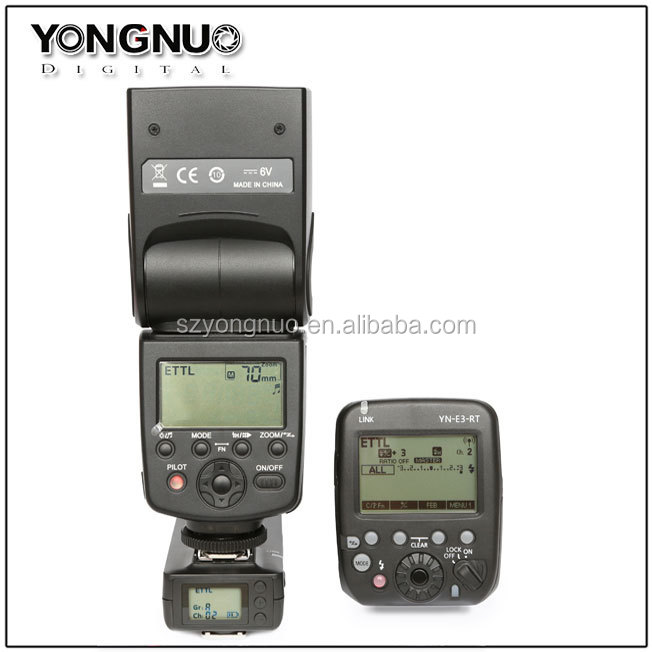E-TTL Wireless Flash Receiver YNE3-RX