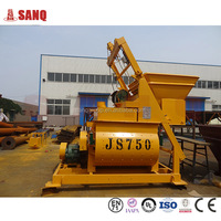SANQGROUP JS750 Best Concrete mixer price from China