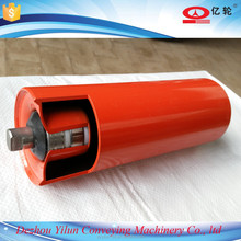 Belt conveyor Return rollers