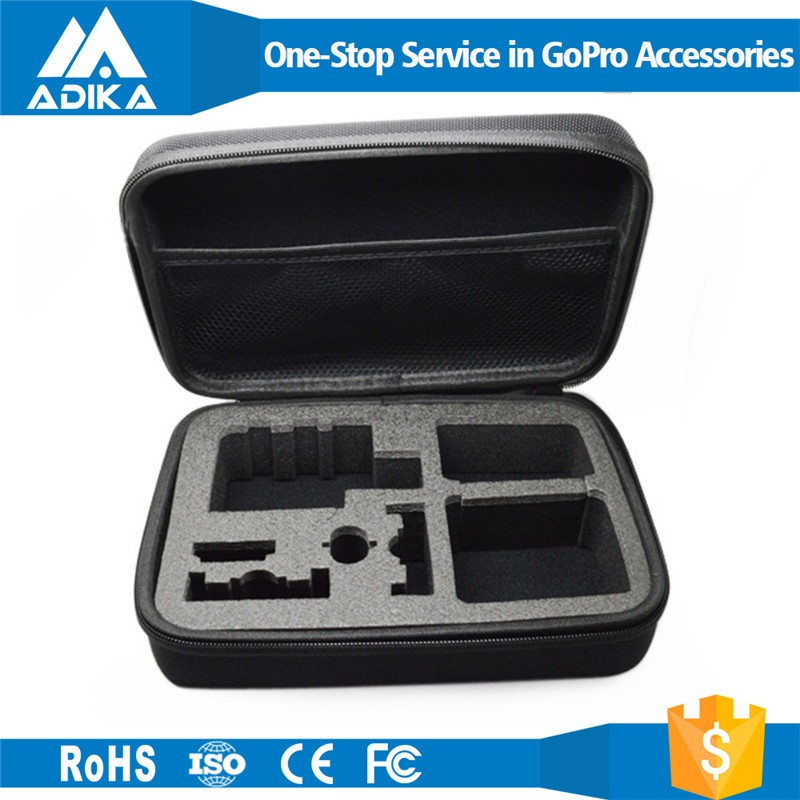 Wholesale factory price Gopros accessories Middle size collecting case/box/bag for GoPro GP102