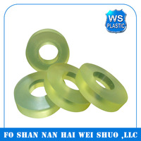 machine cast polyurethane elastomer