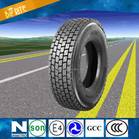 All Steel Heavy Duty New Radial TBR Truck Tires Wholesale Tires With Label ECE Smartway 11R22.5 11R24.5 315/80R22.5 385/65R22.5