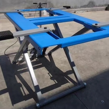 2700kg / 3000kg Scissor Design Type CAR MINI LIFT jack / portable car lift scissor with CE ISO9001 Certification