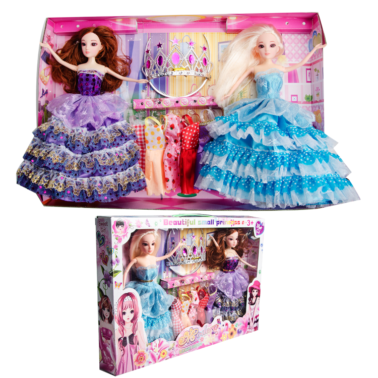 Most Popular 11.5 Inch Barbie Doll for Girl
