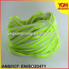 Wholesale China goods colorful reflective piping for clothing