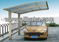 Garage Carport canopies window Awnings