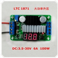 DC-DC LTC1871 3.5 ~ 30V power module