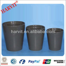 2014 Supplier Assessment Ceramic Ceramic Small Flower Vases, Antique Ceramic Pots & Planters, Gray Cheap Ceramic Pot