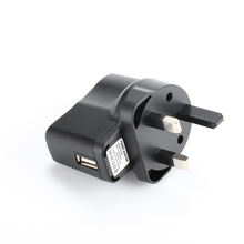 for iPhone Charger UK Plug Adapter Dual USB 5V 1A Wall Charger 2A Fast Speed Mobile Phone UK 3 Pin Plug Charger
