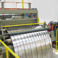 Steel Coil Slitting Line High Speed